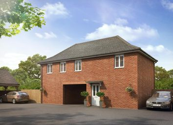 "Thumbnail 1 bedroom flat for sale in ""Aylsham"" at Dorman Avenue North, Aylesham, Canterbury"