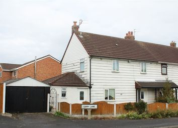 Thumbnail 3 bedroom semi-detached house for sale in Carr Lane, Hale Village, Liverpool, Lancashire