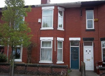 Thumbnail 3 bed terraced house to rent in St. Ives Road, Rusholme