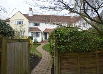 Thumbnail 3 bed terraced house for sale in Lavender Cottage, Sandy Lane, Cobham, Surrey