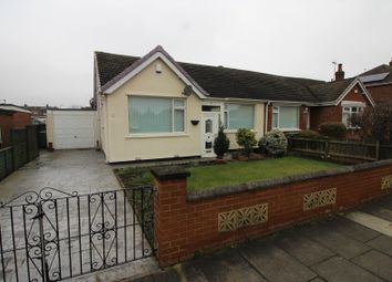 Thumbnail 2 bed semi-detached bungalow for sale in Curlew Lane, Norton, Stockton-On-Tees