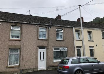 Thumbnail 2 bed terraced house to rent in Beaconsfield Street, Neath, Neath Port Talbot.