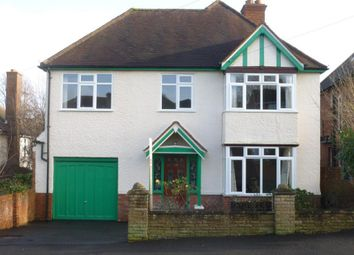 Thumbnail 4 bed detached house to rent in Belmont Park Avenue, Maidenhead