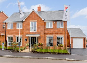 4 bed detached house for sale in Hutchinson Rise, Potton, Sandy SG19