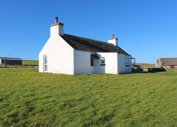Thumbnail 1 bed cottage for sale in Eday, Orkney