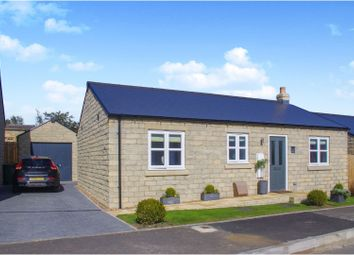 Thumbnail 2 bed detached bungalow for sale in Station Rise, Leyburn