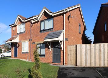 Thumbnail 2 bed semi-detached house for sale in Sandpiper Close, Blackpool