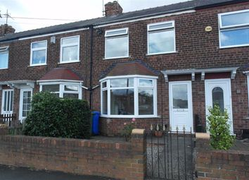 Thumbnail Terraced house to rent in Richmond Road, Hessle