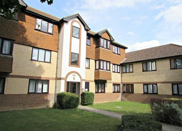 Thumbnail 1 bed flat for sale in Nutfield Close, Carshalton