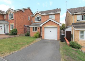 Thumbnail 3 bed detached house for sale in Smore Slade Hills, Oadby, Leicester