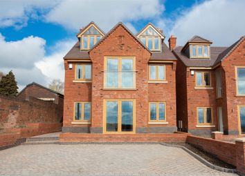 Thumbnail 5 bed detached house for sale in Meadow View, Castle Gate, Cannock Wood