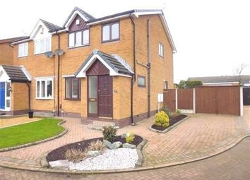 Thumbnail 3 bed property for sale in Askrigg Close, Blackpool