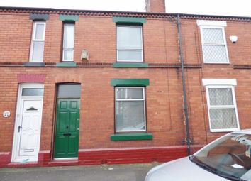 Thumbnail 2 bedroom terraced house for sale in Roome Street, Warrington