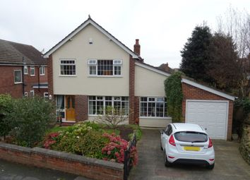 Thumbnail 3 bed detached house for sale in Hillfield, Frodsham