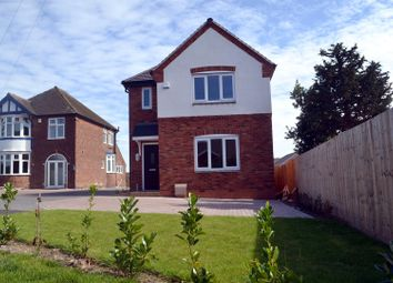 Thumbnail 3 bedroom detached house for sale in Burton Road, Midway, Swadlincote