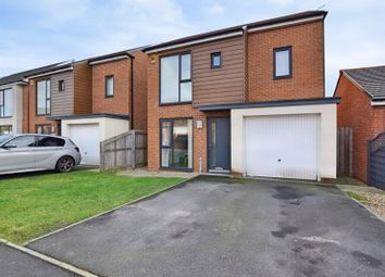 Thumbnail 3 bed detached house for sale in The Acres, Wallsend