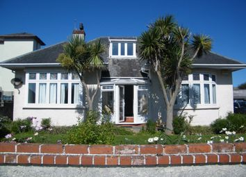 Thumbnail 3 bed detached bungalow to rent in St. Annes Road, Newquay