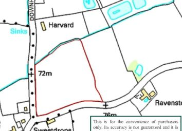 Thumbnail Land for sale in Land North East Of Sweetdrops, Lower Stock Road, West Hanningfield, Essex