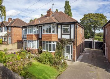 3 bed semi-detached house for sale in Wollaton Road, Beeston, Nottingham NG9