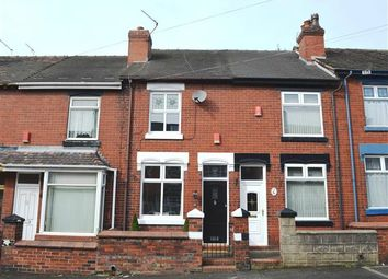 Thumbnail 2 bed terraced house for sale in Wolseley Road, Wolstanton, Newcastle-Under-Lyme