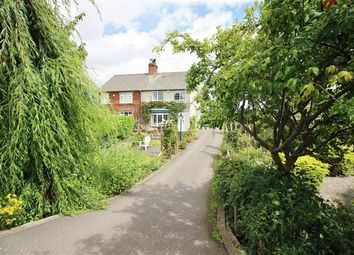 Thumbnail 3 bed semi-detached house for sale in Apple Tree Cottage, Manor Road, Kiveton, Sheffield