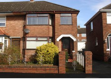 Thumbnail 3 bedroom semi-detached house to rent in Brough Avenue, Bispham