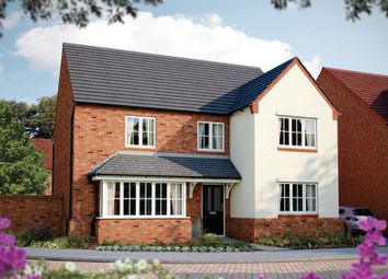 "Thumbnail 5 bed detached house for sale in ""The Chester"" at Weaver Brook Way, Wrenbury, Nantwich"