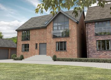Thumbnail 5 bed detached house for sale in Friday Lane, Barston, Solihull
