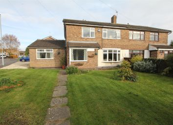 Thumbnail 3 bed semi-detached house for sale in Riddon Drive, Hinckley