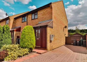 Thumbnail 2 bed semi-detached house for sale in Swallowfield, Wyboston, Bedford