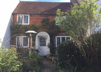 Thumbnail 2 bed cottage to rent in London Road, Albourne, Hassocks