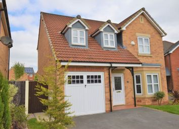 Thumbnail 4 bed detached house for sale in Marigold Way, New Bold, St. Helens