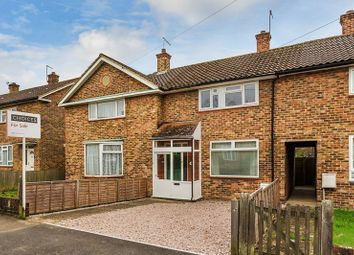 Thumbnail 3 bed terraced house for sale in Huddleston Crescent, Merstham, Redhill