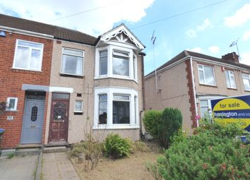 Thumbnail 3 bedroom end terrace house for sale in Middlemarch Road, Radford, Coventry