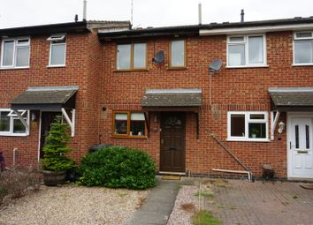 Thumbnail 2 bed terraced house for sale in Everett Close, Leicester