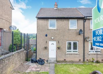 Thumbnail 2 bedroom semi-detached house for sale in Craigmore Street, Dundee