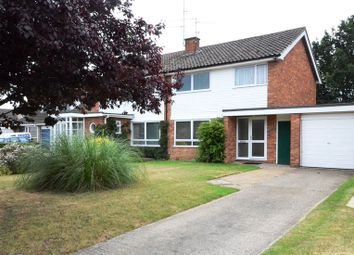 Thumbnail 3 bed semi-detached house to rent in Garth Close, Winnersh, Wokingham