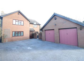 Thumbnail 5 bed detached house for sale in Bedford Road, Rushden