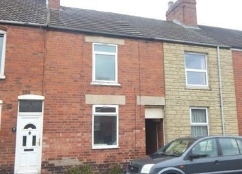Thumbnail 2 bedroom terraced house to rent in New Street, Grantham