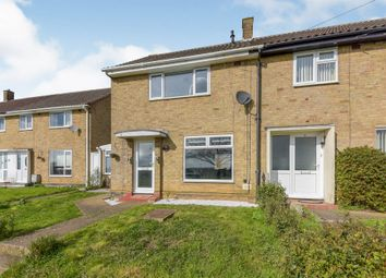 Thumbnail 2 bed end terrace house for sale in Staveley Road, Melton Mowbray
