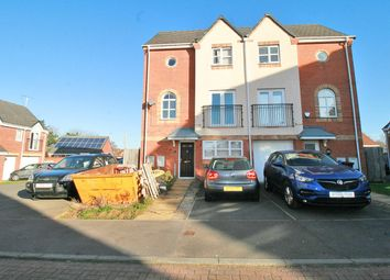 Thumbnail 4 bed semi-detached house for sale in Hanworth Close, Leicester, Leicestershire