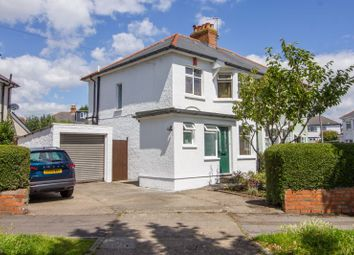 3 bed semi-detached house for sale in Mountjoy Avenue, Penarth CF64