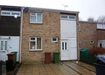 Thumbnail 3 bed terraced house to rent in Drayton, Bretton, Peterborough