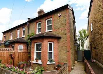Thumbnail 3 bed semi-detached house for sale in Weston Road, Bromley