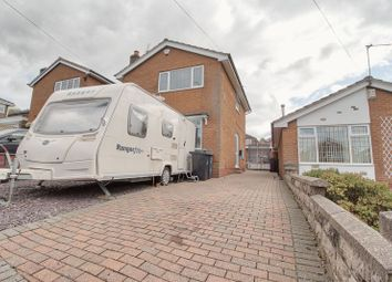 Thumbnail 3 bed detached house for sale in Blithfield Close, Werrington, Stoke-On-Trent