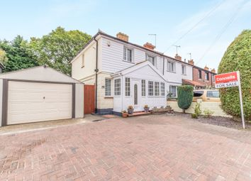 Thumbnail 3 bedroom end terrace house for sale in Oaktree Avenue, Maidstone