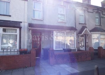 Thumbnail 1 bed flat for sale in Corporation Road, Newport, Gwent.
