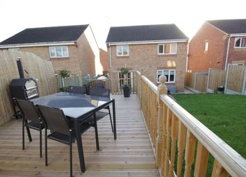 Thumbnail 4 bed detached house for sale in Kingsley Drive, Townville, Castleford