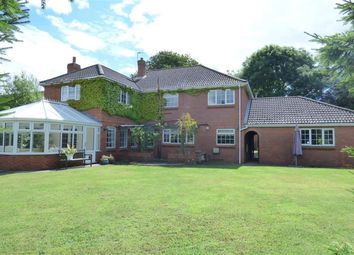 Thumbnail 4 bed detached house for sale in Church Lane, Utterby, Louth