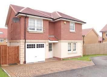 Thumbnail 4 bedroom detached house to rent in Bell Quadrant, Carfin, Motherwell